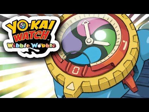 YO-KAI WATCH WIBBLE WOBBLE EN LIVE #4 - LA YO-KAI WATCH MODÈLE ZÉRO