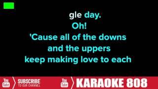 Hands to Myself Lyric ~ Selena Gomez ~ Karaoke Version ~ Karaoke 808
