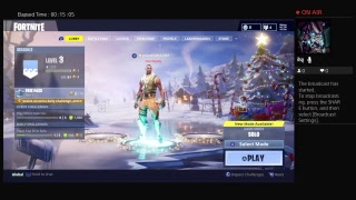 Fortnite stream#1