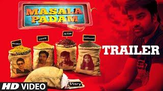 Masala Padam Trailer || Masala Padam || Mirchi Shiva, Bobby Simha, Gaurav, Lakshmi Devy