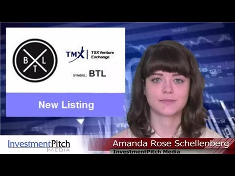 Blockchain Tech Ltd. (TSXV: BTL) New Listing