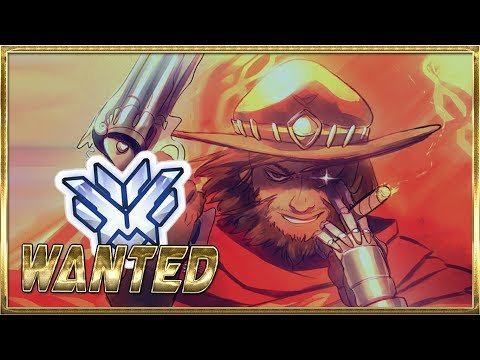 Wanted Best McCree Moments - Overwatch Montage