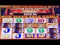 🤯 SUPER FREE GAMES DOUBLE JACKPOT 🤯 MY BEST RUN ON BUFFALO GOLD 🎰 BIG WINS 🎰 HIGH LIMIT SLOTS