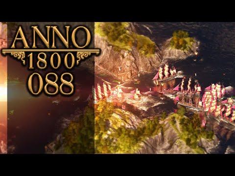 ANNO 1800 🏛 088: Weniger Boote, weniger Inzifierung!