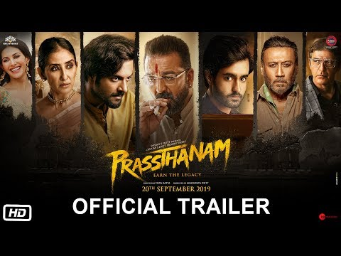 Prassthanam - Official Trailer