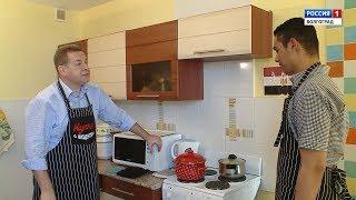 Кухня с акцентом. Египет. 21.04.18