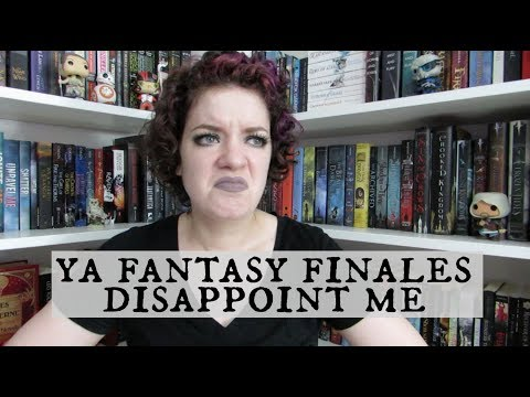 YA Fantasy Finales Disappoint Me | Book Chat