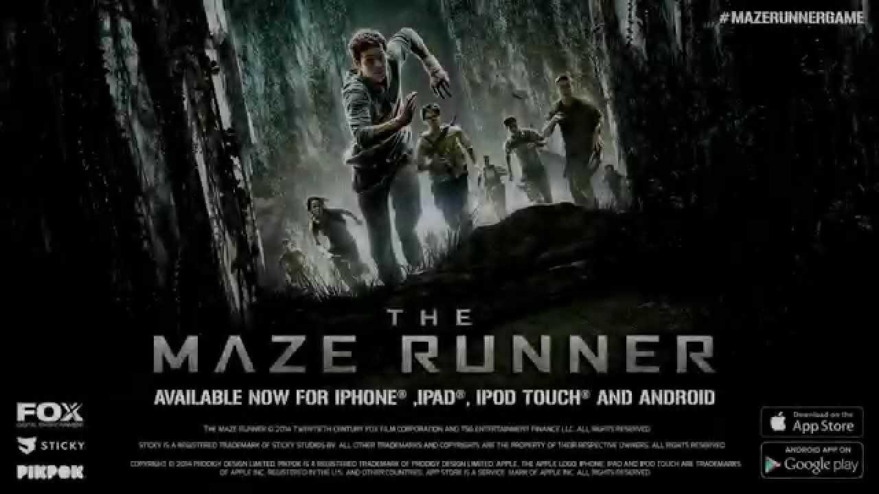 The Maze Runner - Game Trailer - YouTube