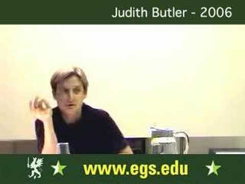 Judith Butler. Primo Levi for the Present. 2006 2/10