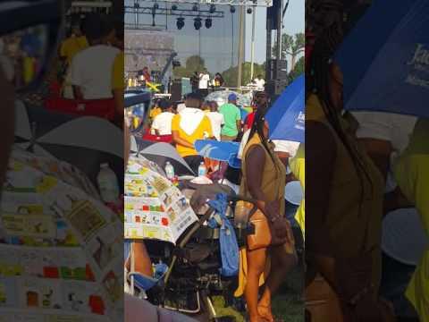 Wayne Wonder at Palm Beach Jerk Festival  2017