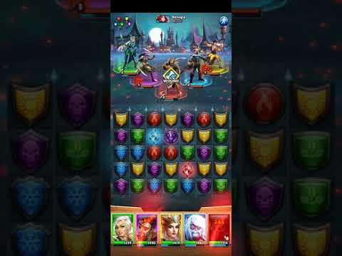 Rainbow Vs Santa Tank - Empires And Puzzles