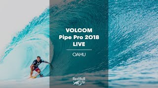 Replay from Hawaii: Day 5 of Volcom Pipe Pro