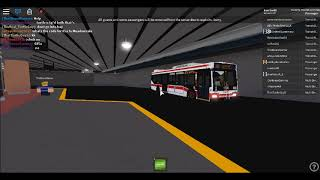 [ROBLOX] TTC Bus: Small Action/Tour @ Don Mills Station