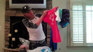 Old Navy Shopping Haul with  Joey Garr Thumbnail