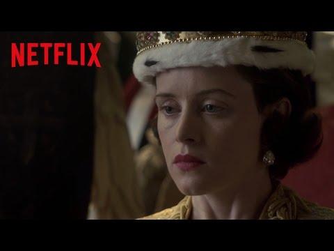 """""""The Crown"""": """"Ciężar królewskiej korony"""""""