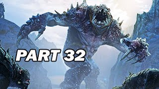 Middle Earth Shadow of Mordor Walkthrough Part 32 (PC 1080p Gameplay)