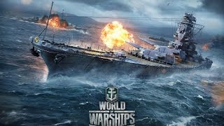 World Of Warship - La joyeuse canonade
