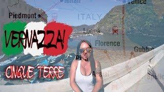 Vernazza Italy - Italian Riviera with Mariah Milano April 2018