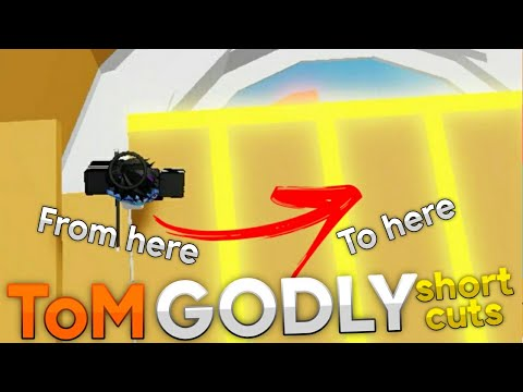 Tower of Misery GODLY Shortcuts!   Roblox