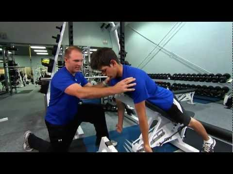 Exercises - Scapular Stabilization Series by Ignite Performance Training (2 of 2)