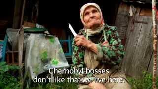 Бабушки Чернобыля: трейлер фильма о женщинах живущих в Чернобыльской зоне в своих дома