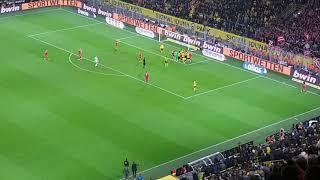 Borussia Dortmund - FC Bayern München 3:2 - Unglaubliche Stimmung in der Nachspielzeit