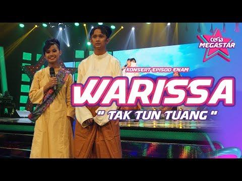 Tak Tun Tuang versi Warissa Siap Lapar Nak Cendol | Ceria Megastar