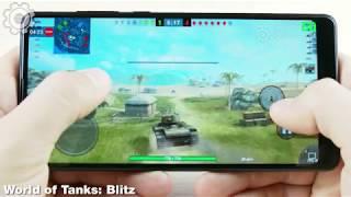 Xiaomi Mi MIX2 - БОЛЬШОЙ ТЕСТ ИГР С FPS! Games (FPS - во всех современных играх) + НАГРЕВ!