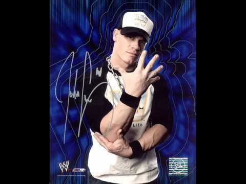 What s the name of John Cena s old entrance song