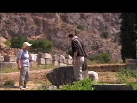 BBC Delphi The Bellybutton of the Ancient World