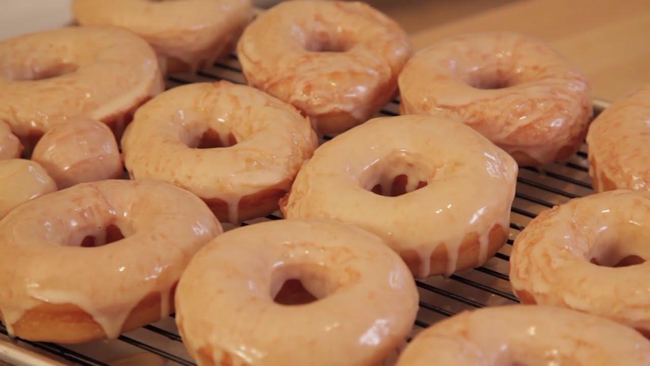 How to make yeast doughnuts