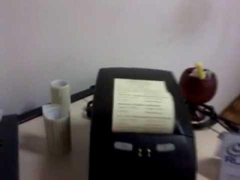 Чековый принтер Rongta RPP300