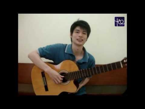 Akustik Gitar - Belajar Lagu (Jadi Seperti Mu - True Worshiper)