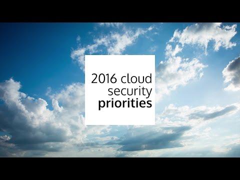 Cloud Security Priorities for 2016