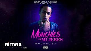 El Nene La Amenaza (Amenazzy) - Munchies De Mujeres (Audio)