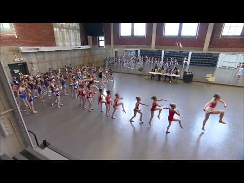 Resetting the Stage: Nutcracker auditions