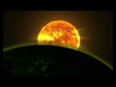 Space Weather WARNING! SOLAR STORM Hits Earth Today at 600km/second!