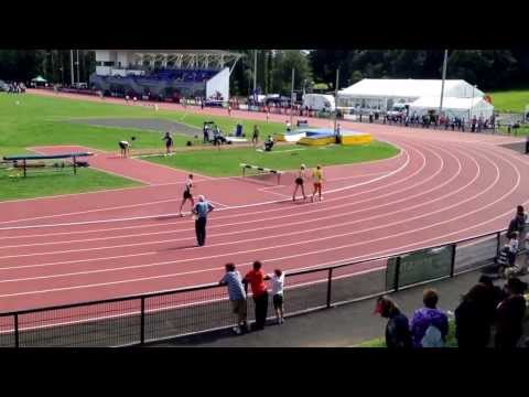 Competitive Walking at World Police and Fire Games Belfast Awful Sport