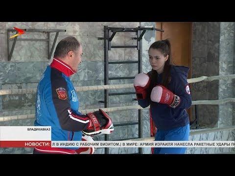 Женская сборная Северной Осетии по боксу успешно выступила на чемпионате и первенстве СКФО
