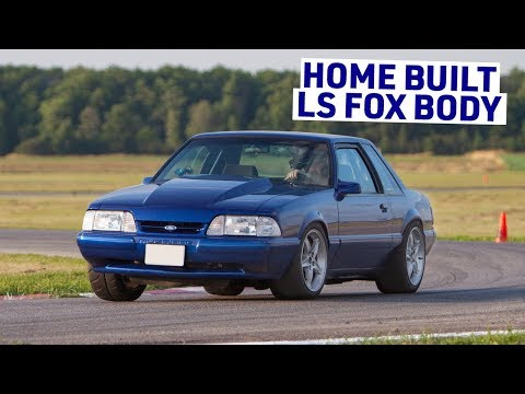 LS Swap FORD MUSTANG is such a GREAT IDEA!