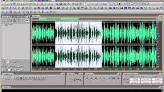 Как склеить между собой звуковые файлы | Auditionrich.com