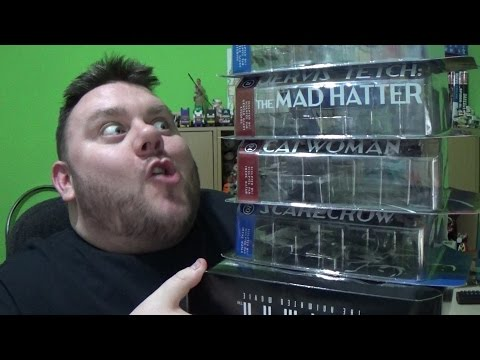 Toy Haul B&M Shopping - DC Collectibles, Batman Animated Series Action Figures