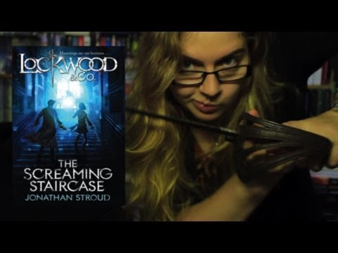 The Screaming Staircase - Jonathan Stroud - YouTube