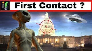 """Alien """"IF"""" First Contact?"""