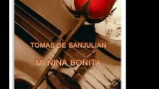Tomas de Sanjulian: Mi niña bonita