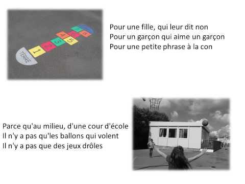 Maux d'enfants Patrick Bruel feat La Fouine + paroles