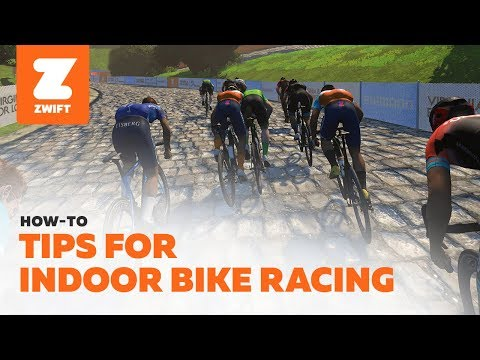 Everything You Need to Know About Indoor Bike Racing | Zwift