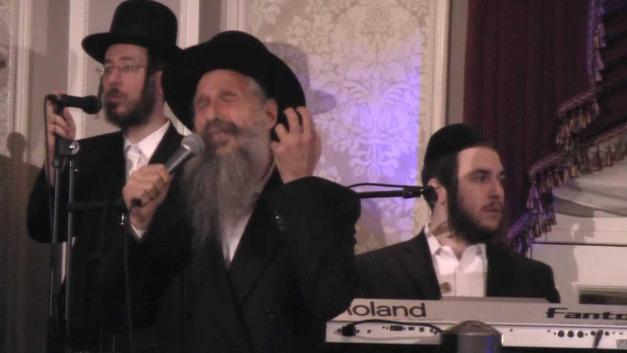 Mordechai Ben David at RCCS Dinner 2012