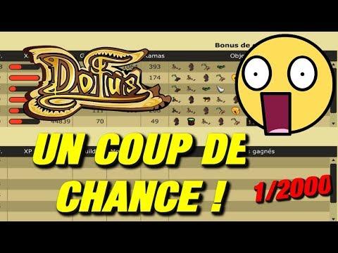 [DOFUS 1.29] 1 CHANCE SUR 2000  DE DROPPER CET ITEM ! ET POURTANT ...
