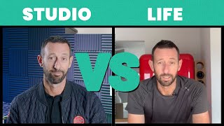 Studio vs lifestyle videos - Which style of video should you make?